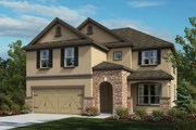 New Homes in Universal City, TX - Plan 2469
