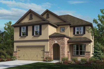 New Homes in Universal City, TX - The 2469 D