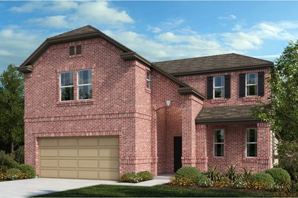 New Homes in Universal City, TX - The 2502 B