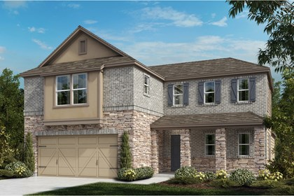 New Homes in Universal City, TX - The 2502 C