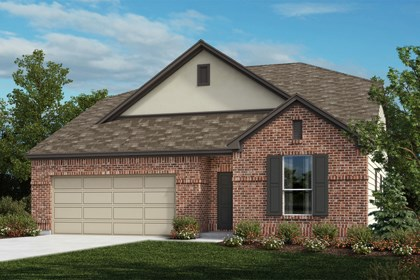 New Homes in Universal City, TX - The 2655 A