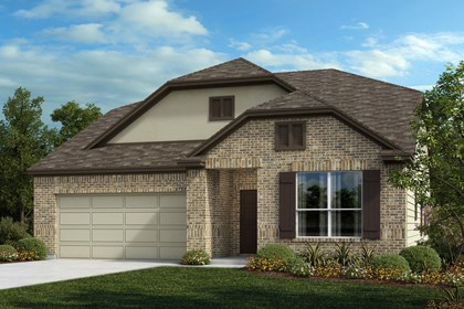 New Homes in Universal City, TX - The 2655 B