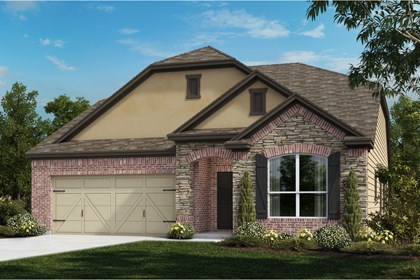 New Homes in Universal City, TX - The 2655 C