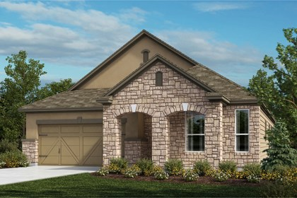 New Homes in Universal City, TX - The 2655 D