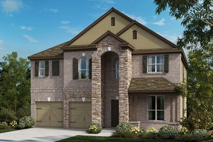 New Homes in Universal City, TX - The 2755 C
