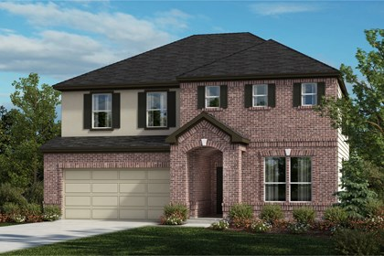New Homes in Universal City, TX - The 2881 A