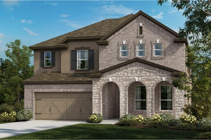 New Homes in Universal City, TX - The 2881 C