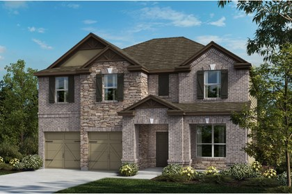 New Homes in Universal City, TX - The 3125 C