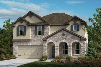 New Homes in Universal City, TX - The 3125 D