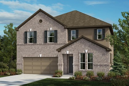 New Homes in Universal City, TX - The 3475 A