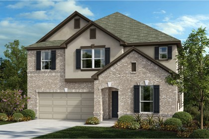 New Homes in Universal City, TX - The 3475 B