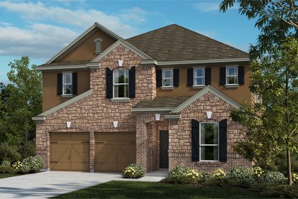 New Homes in Universal City, TX - The 3475 C