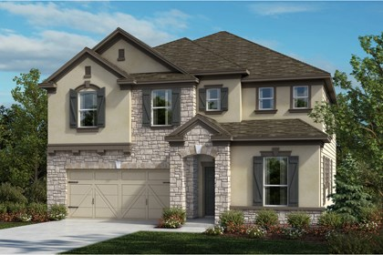 New Homes in Universal City, TX - The 3475 D