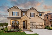 New Homes in Universal City, TX - Plan 2755 Modeled