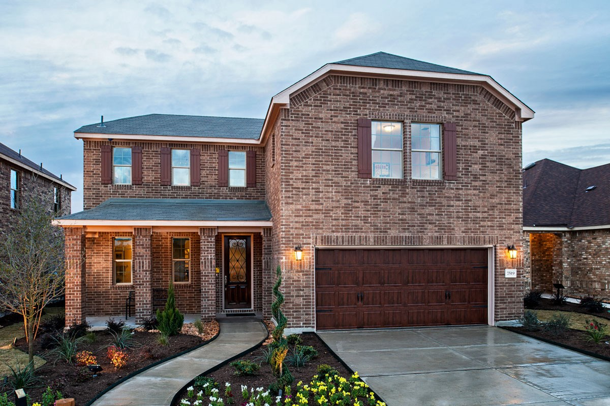 New Homes in Converse, TX - Heights of Copperfield The 2502