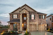 New Homes in Converse, TX - Plan 2755 Modeled