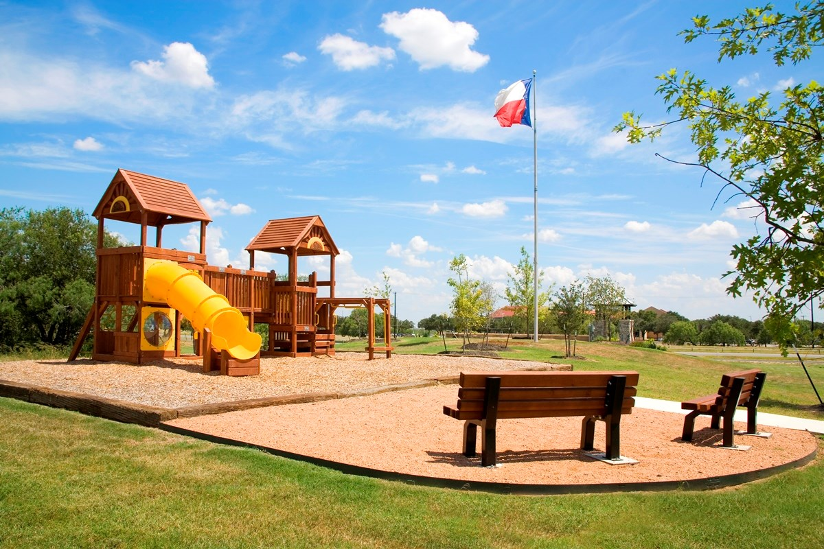 New Homes in San Antonio, TX - Esperanza Esperanza Community Park