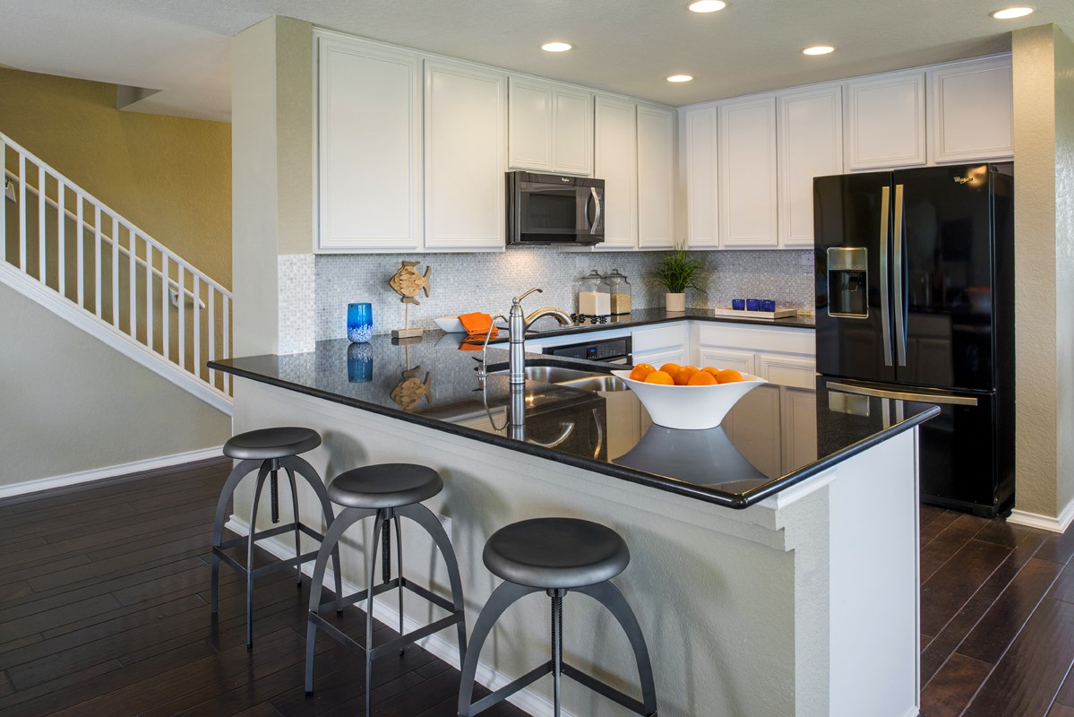 New Homes in San Antonio, TX - Falcon Landing The 2505 Kitchen