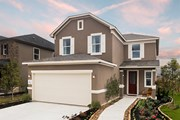 New Homes in San Antonio, TX - Plan F-2239 Modeled