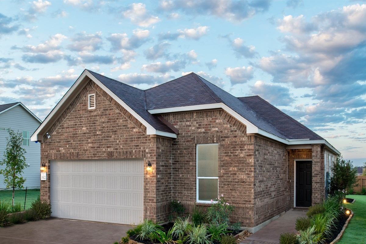 New Homes in San Antonio, TX - Falcon Landing The 1694