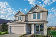 New Homes in San Antonio, TX - Plan 2700 Modeled