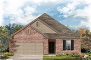 New Homes in Helotes, TX - Plan 1675