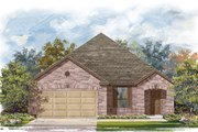 New Homes in Converse, TX - Plan 1710 Modeled