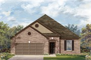 New Homes in Converse, TX - Plan 1965