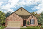 New Homes in Bulverde, TX - Plan 1965