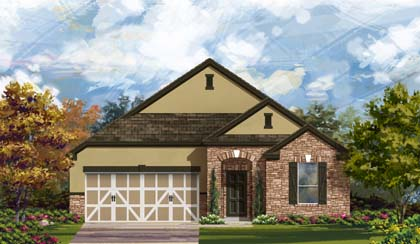 Plan 2004 new home floor plan in crosscreek classic for Classic house 2004