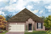 New Homes in Bulverde, TX - Plan 2089