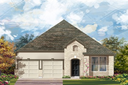 New Homes in Cibolo, TX - The 2089 D