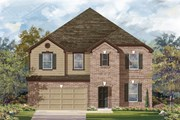 New Homes in San Antonio, TX - Plan 3699