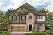 New Homes in Bulverde, TX - Plan 3699