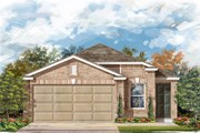 New Homes in San Antonio, TX - Plan 1234
