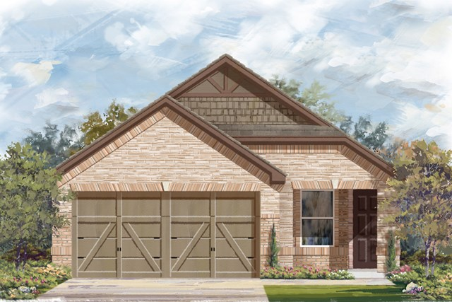 New Homes in New Braunfels, TX - The 1340 E