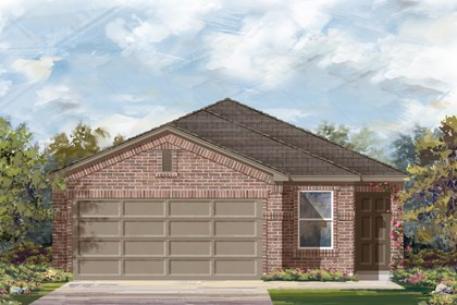 New Homes in San Antonio, TX - The 1585