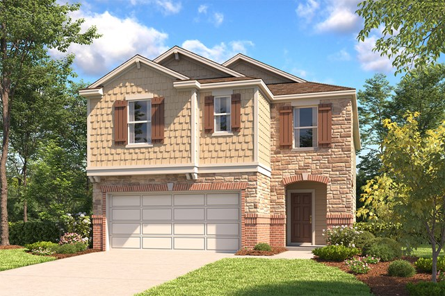 New Homes in San Antonio, TX - 2088 E