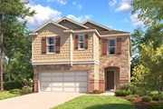 New Homes in San Antonio, TX - Plan 2088 Modeled