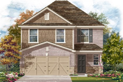 New Homes in San Antonio, TX - The 2239 E