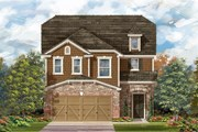 New Homes in San Antonio, TX - Plan F-2604