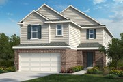 New Homes in San Antonio, TX - Plan 2708