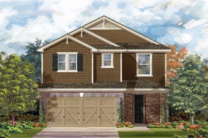 New Homes in San Antonio, TX - The 2708 E