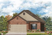 New Homes in San Antonio, TX - Plan E-1694