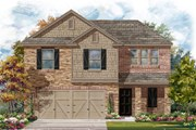 New Homes in San Antonio, TX - Plan E-1895