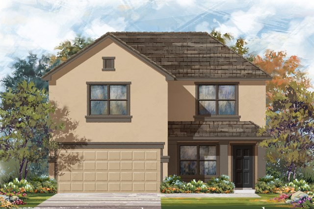 New Homes in San Antonio, TX - The 2177 E
