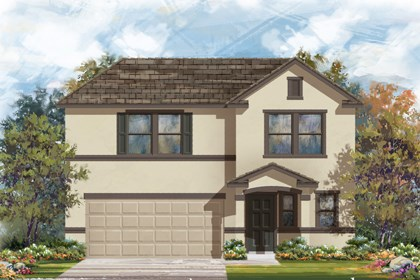 New Homes in New Braunfels, TX - The 2412 E