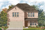 New Homes in Bulverde, TX - Plan 2960