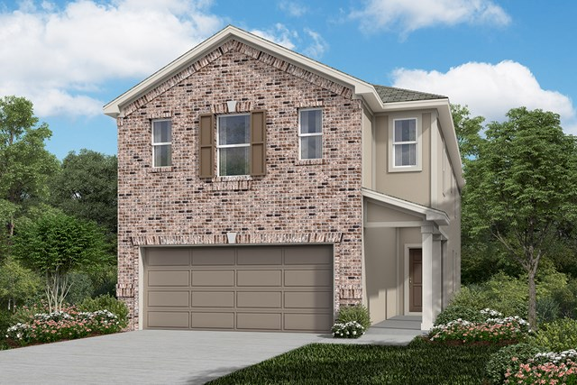 New Homes in San Antonio, TX - The 2211 D