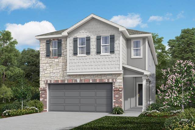 New Homes in San Antonio, TX - The 2211 E